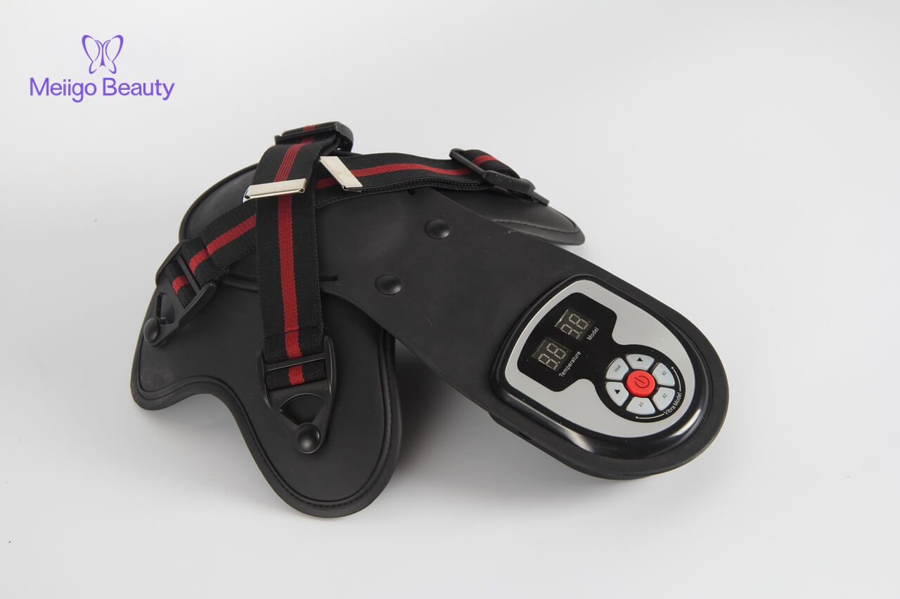 Meiigo beauty Knee massager G 839D 1 - Electric heat vibration knee and joint massager G-839D