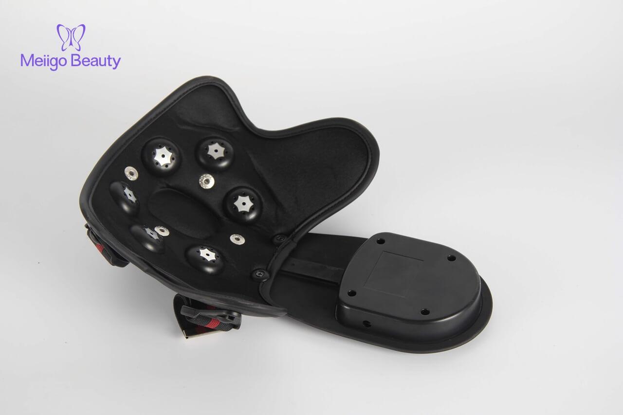 Meiigo beauty Knee massager G 839D 2 - Electric heat vibration knee and joint massager G-839D