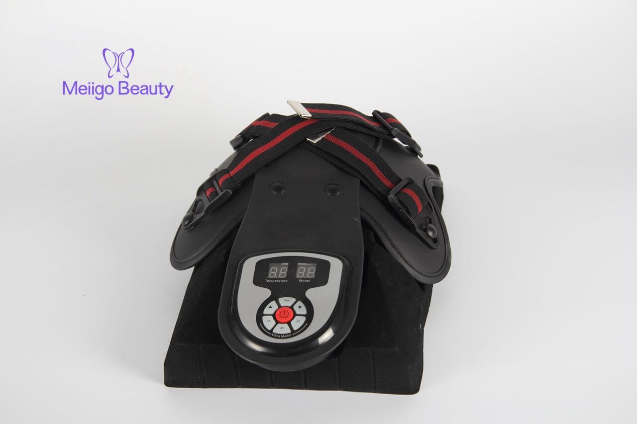 Meiigo beauty Knee massager G 839D 3 - Electric heat vibration knee and joint massager G-839D