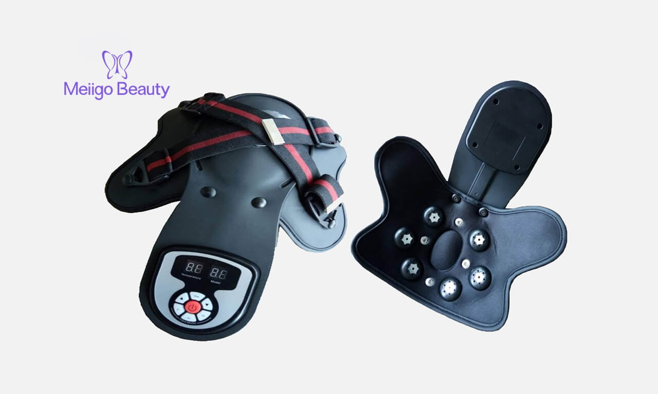 Meiigo beauty Knee massager G 839D feature picture - Electric heat vibration knee and joint massager G-839D