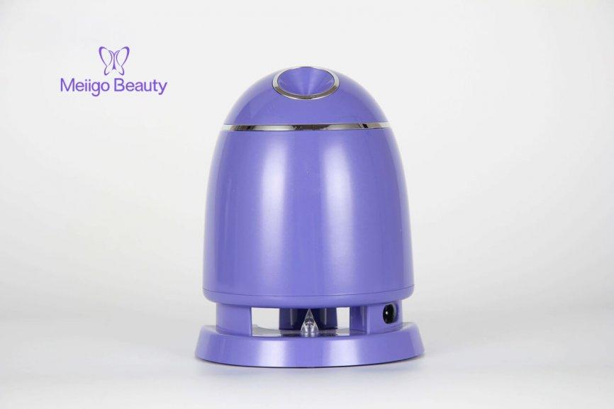 Meiigo beauty face mask machine purple FM002 2 866x577 - Automatic DIY fruit vegetable face mask making machine in purple FM002