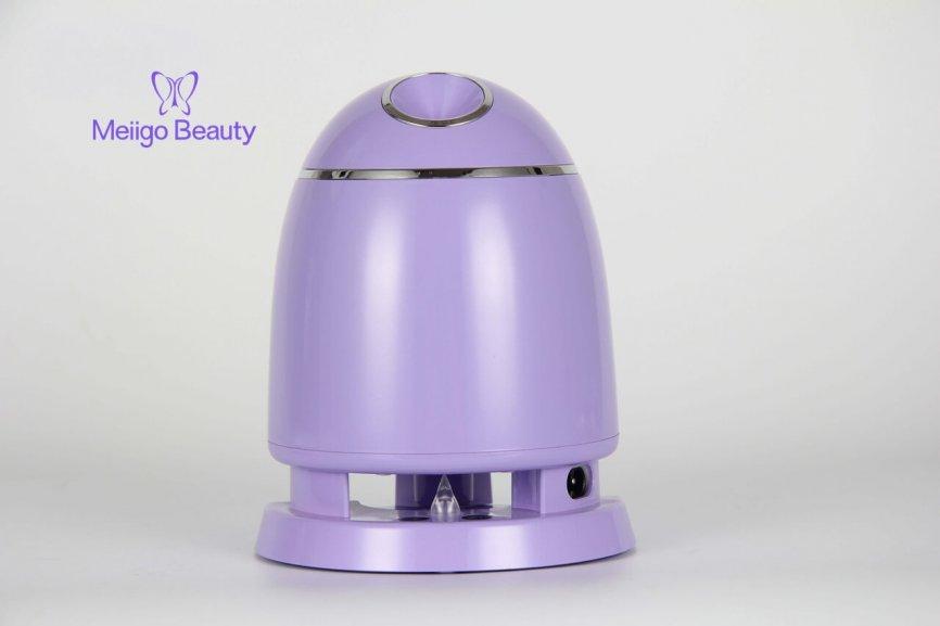 Meiigo beauty face mask machine purple FM002 4 866x577 - Automatic DIY fruit vegetable face mask making machine in purple FM002