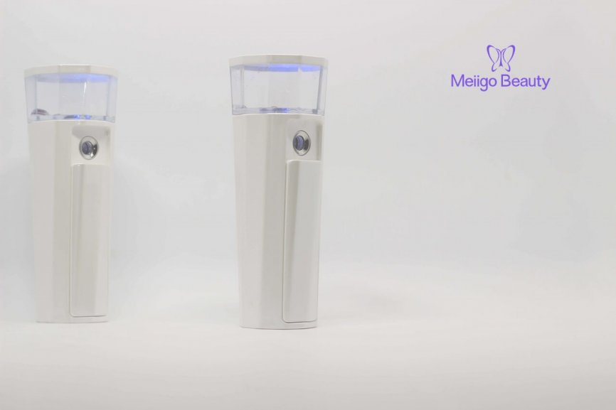 Meiigo beauty facial humidifier SP 002 5 866x577 - Nano mist sprayer handheld Ionic facial humidifier SP-002