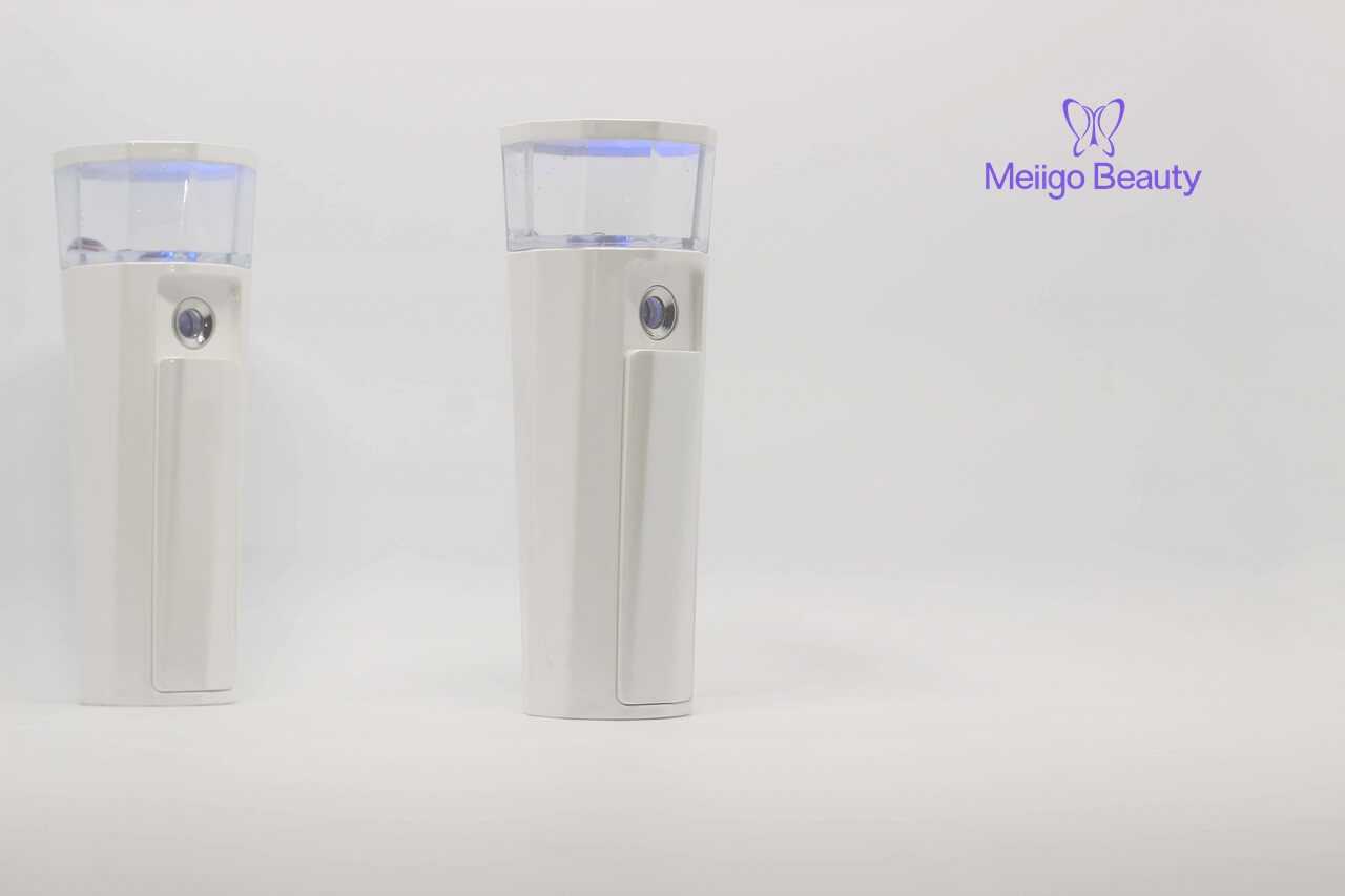 Meiigo beauty facial humidifier SP 002 5 - Nano mist sprayer handheld Ionic facial humidifier SP-002