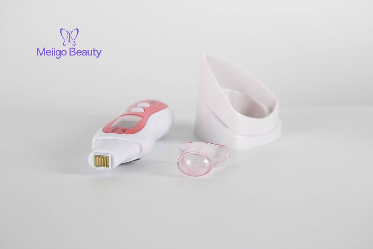 Meiigo beauty skin analyzer testing pen DT 118 5 - Oil moisture skin testing analyzer pen DT-117