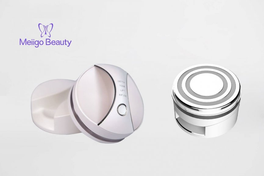 DR 008 Feature image 3 866x577 - Photon beauty instrument with RF EMS massager DR-008
